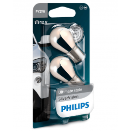 2 ampoules chrome Philips...