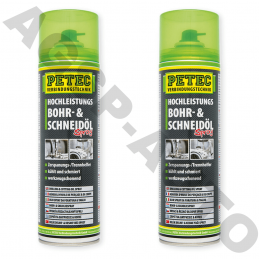2 bombes spray 500ml Petec...