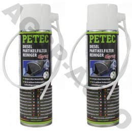 2 bombes 400ml Petec...